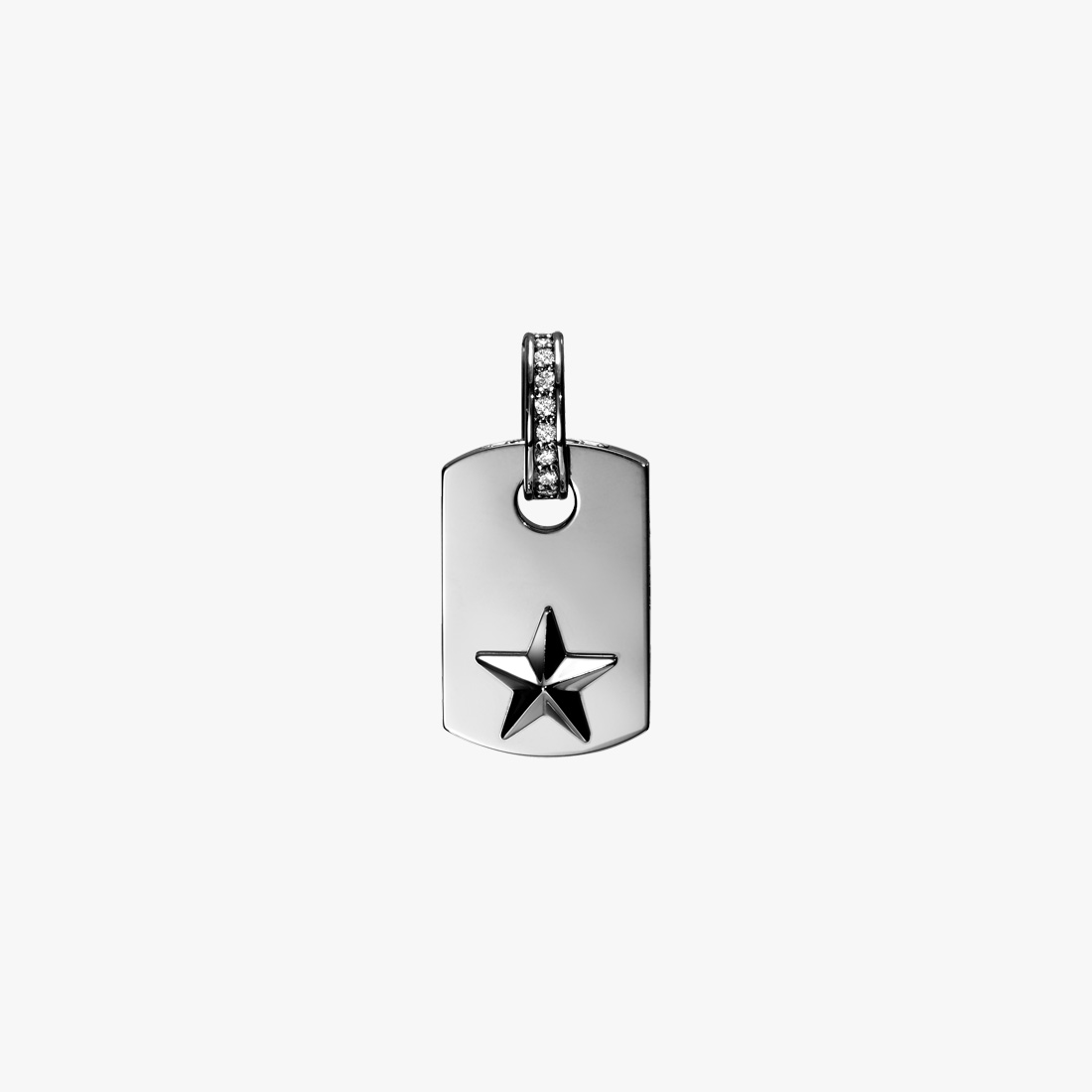 STAR TAG CHARM, , large