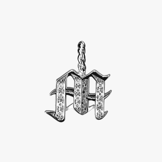 INITIAL CHARM (M), , small