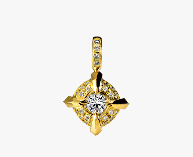 DIAMOND CHARM, , medium
