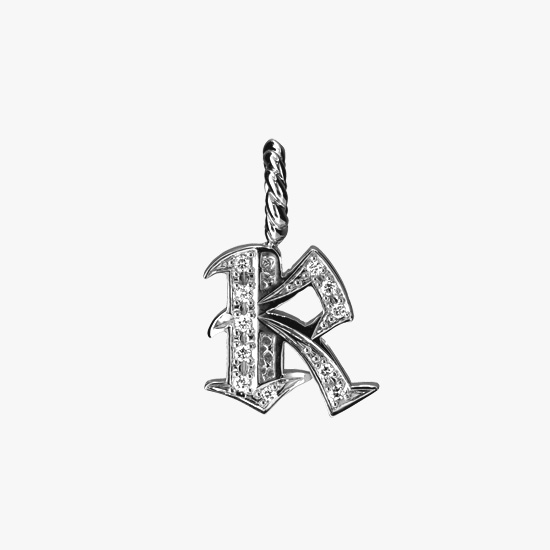 INITIAL CHARM (R), , small