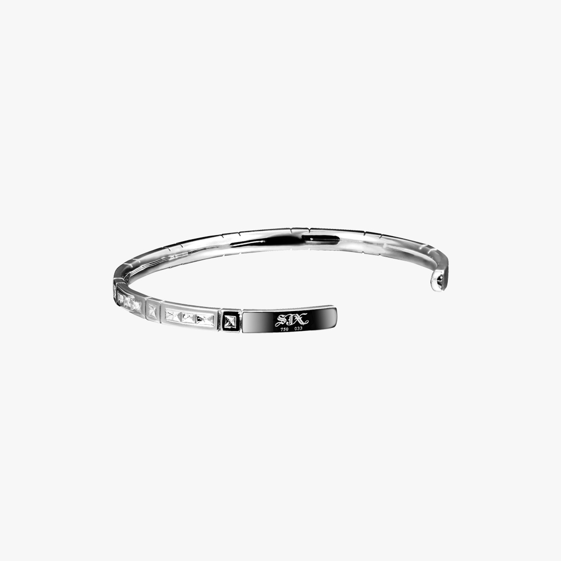 DIAMOND BANGLE, , large