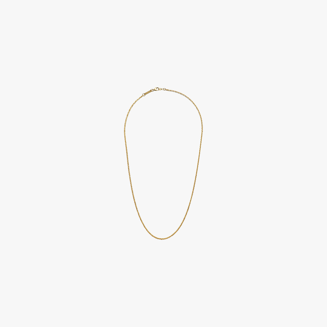 GOLD CHAIN 45cm, , large
