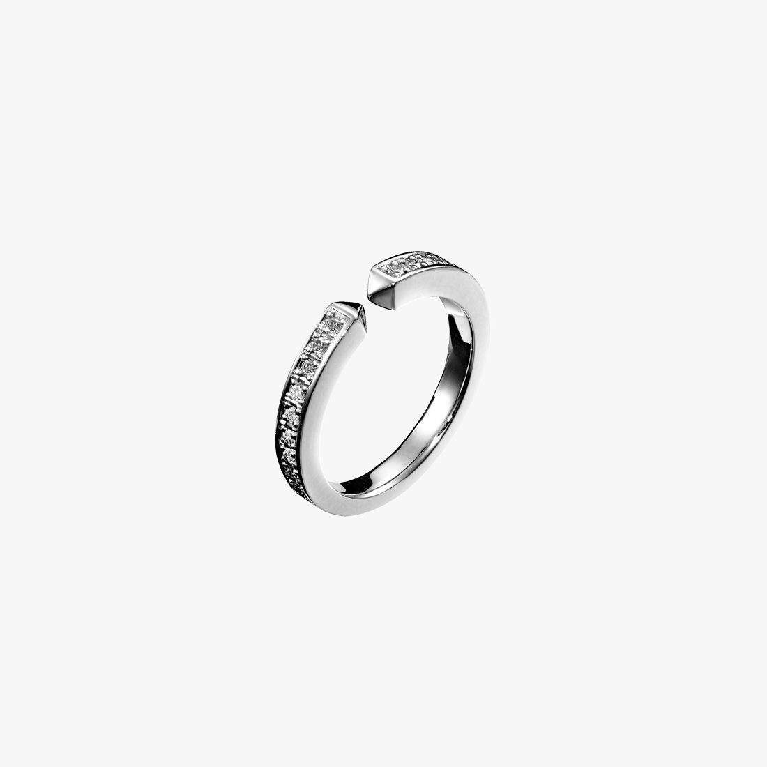 DIAMOND CONNECT RING, , large